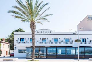Miramar txiringuito restaurant Paco Pérez