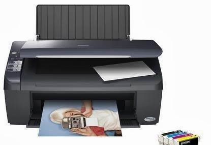 Smudge resistant documents as well as genuinely touchable borderless photos Download Driver Epson CX4400