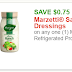 Marzetti® Salad Dressings: $0.75 off 1 Printable Coupon