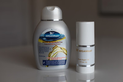 ArganRain Baldness Solution