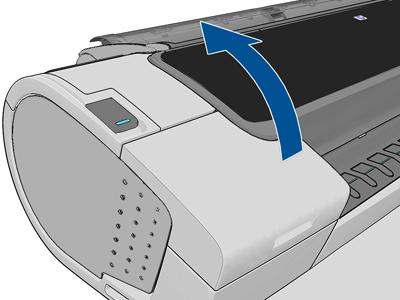 Cara Melepas Tinta Printer Hp Designjet T790 T1300 T2300 Service Plotter Hp Perbaikan Plotter Hp Buat Website Ukm