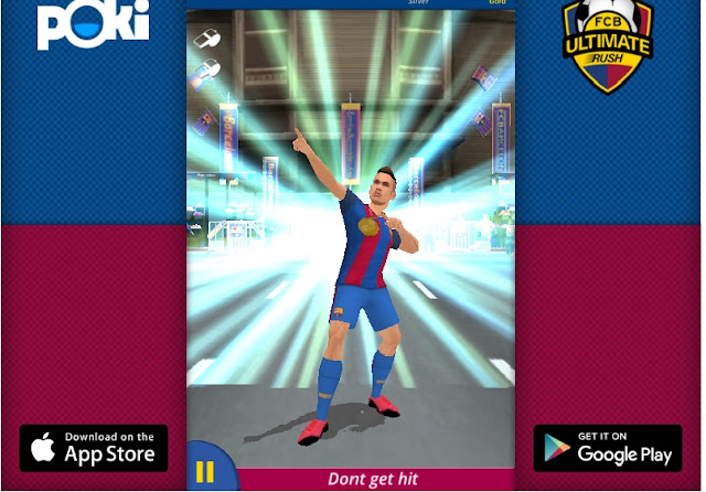 FC Barcelona Ultimate Rush Review