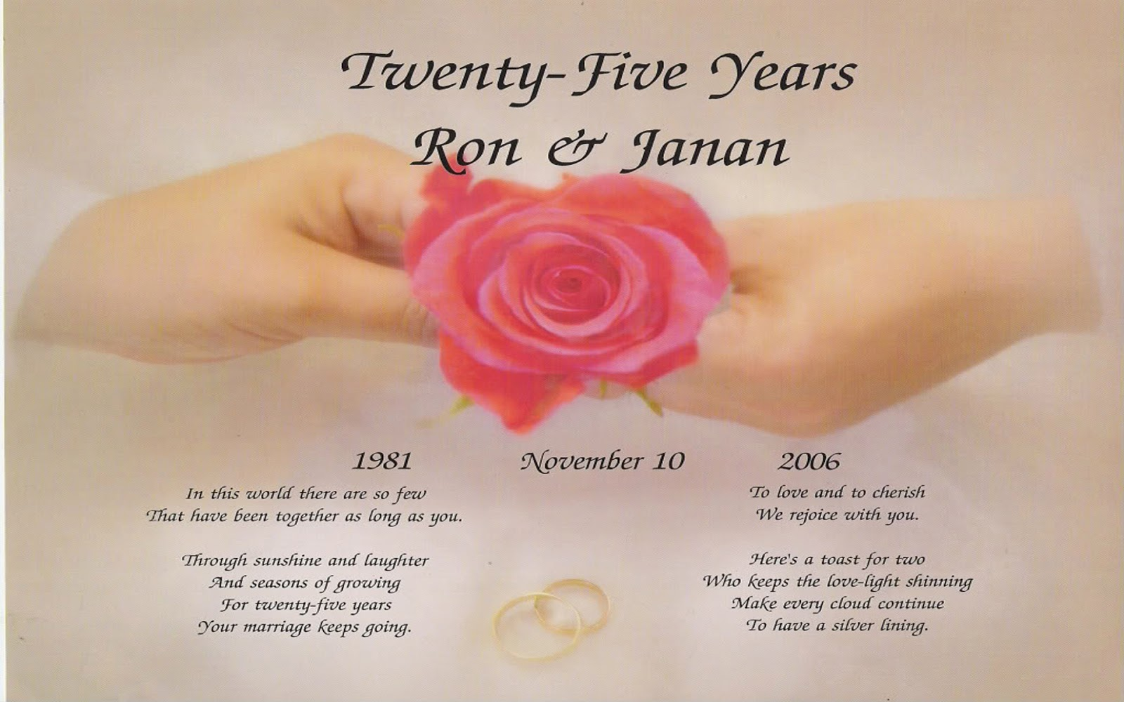 Short Hy Anniversary Poems For Wife To Husband