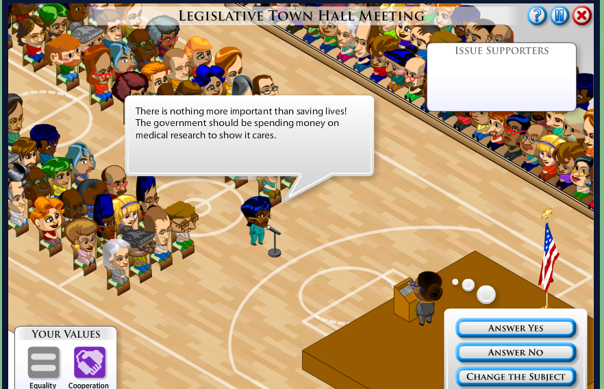 Serious Games Boost Civic Education In The Classroom