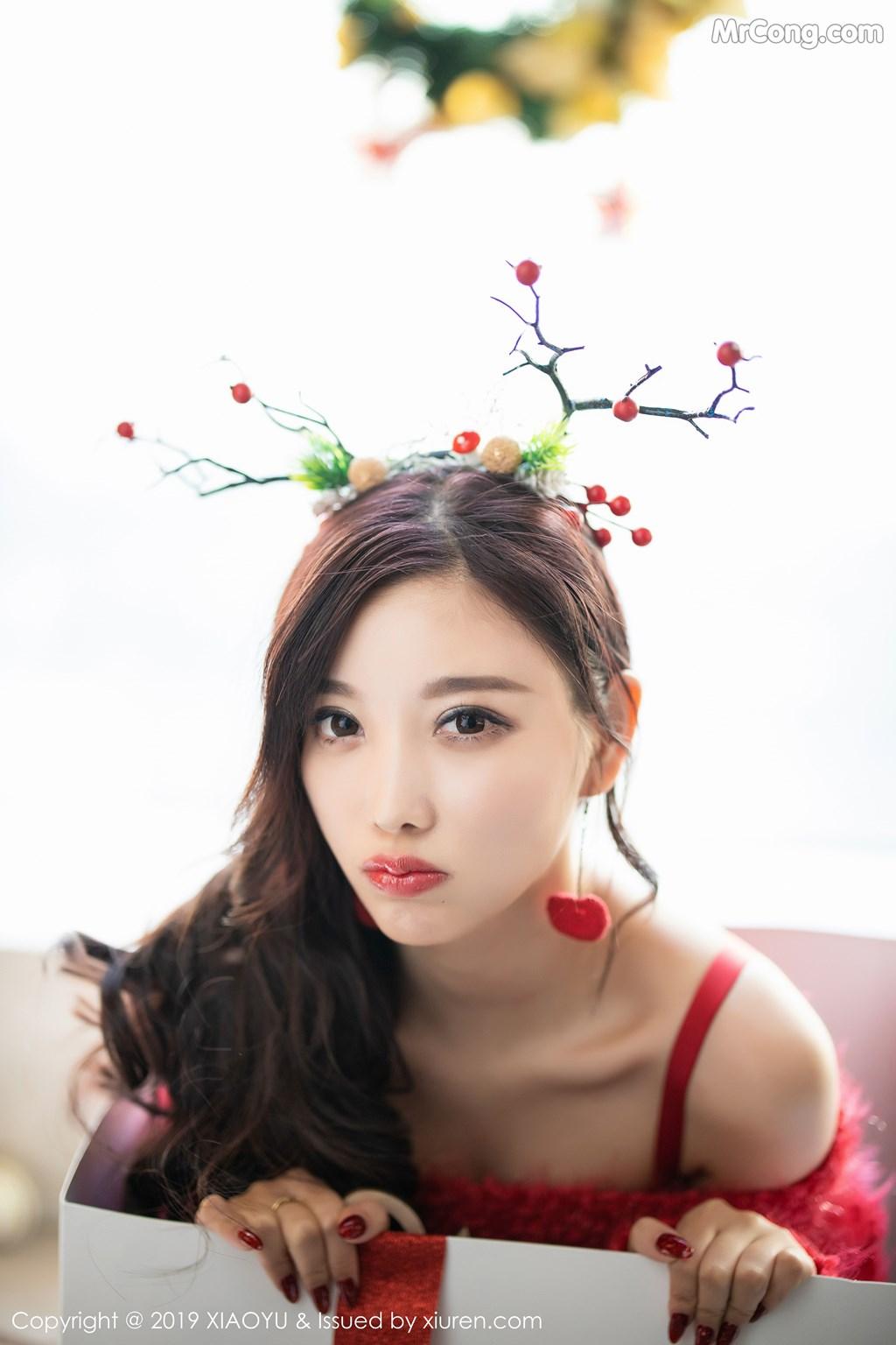 Image XiaoYu-Vol.221-Yang-Chen-Chen-sugar-MrCong.com-007 in post XiaoYu Vol.221: Yang Chen Chen (杨晨晨sugar) (72 ảnh)
