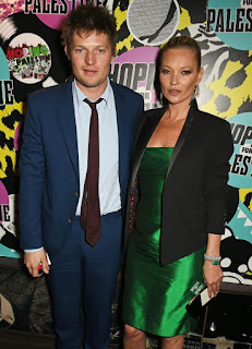 Kate moss and Nikolai Von Bismarck have split up
