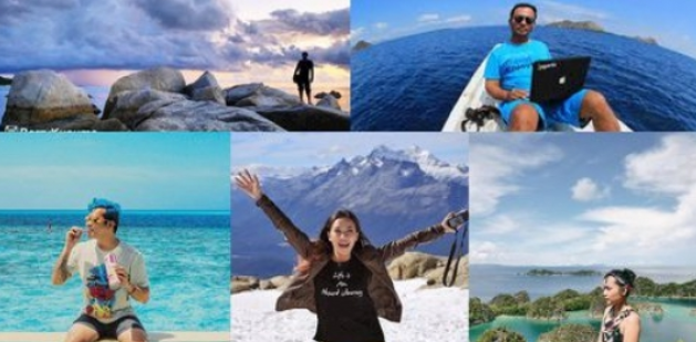 Inspirasi Liburan dari Channel Youtube Traveler