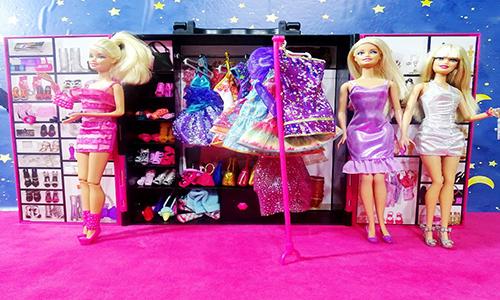 Barbie'nin Sonsuz Gardırobu Hikayesi