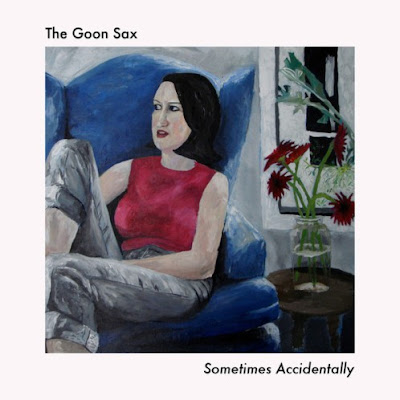 THE GOON SAX - Sometimes accidentally (single)