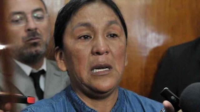 Presos argentinos son golpeados para declarar contra Milagro Sala