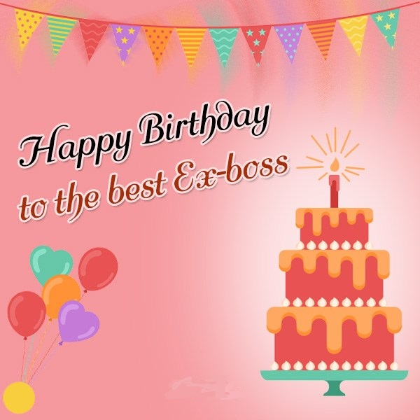 Birthday Wishes For Boss Quotes