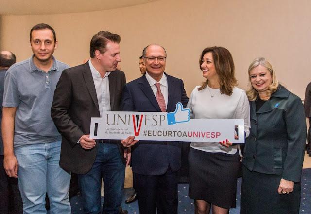 UNIVESP expandindo fronteiras