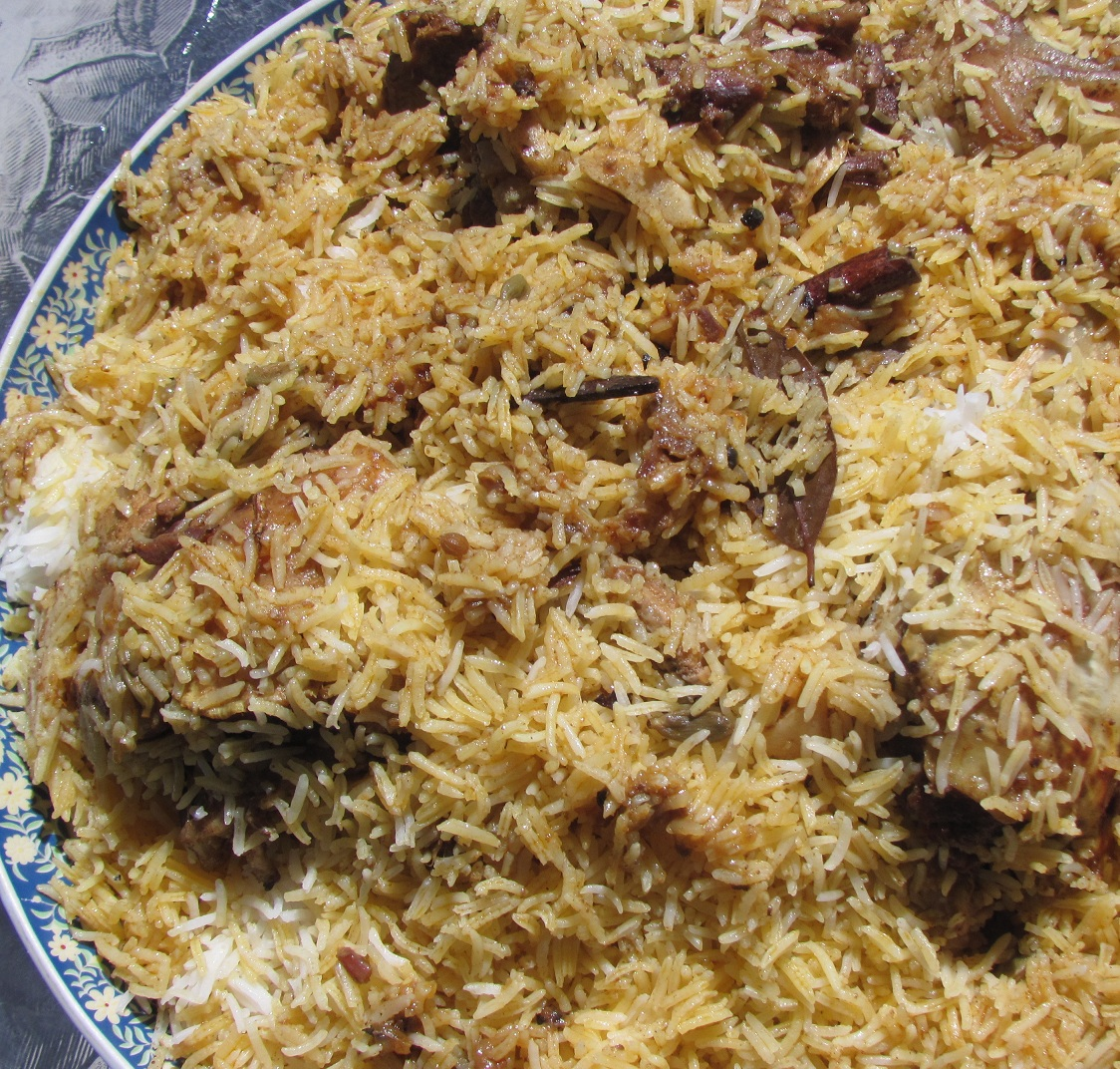 Saudi Kabsa - How to Make Saudi Kabsa | Arabic Food Recipes
