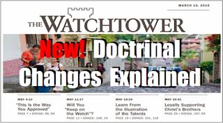 Amsal 4:18 Pembelaan Saksi Yehuwa  Atas Perubahan Ajarannya