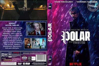 CARATULA - [COVER NETFLIX] POLAR - 2019