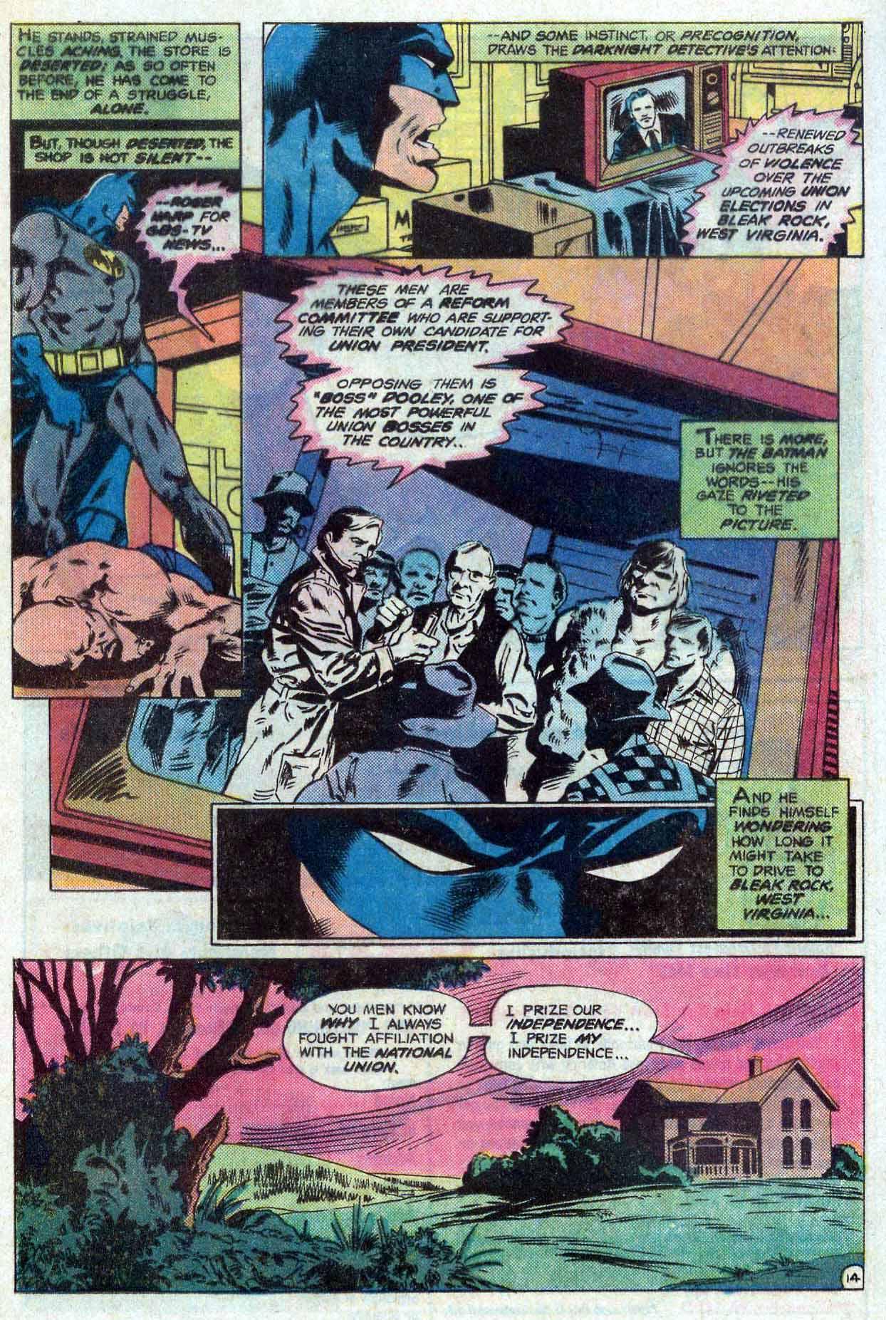 Detective Comics (1937) 498 Page 14