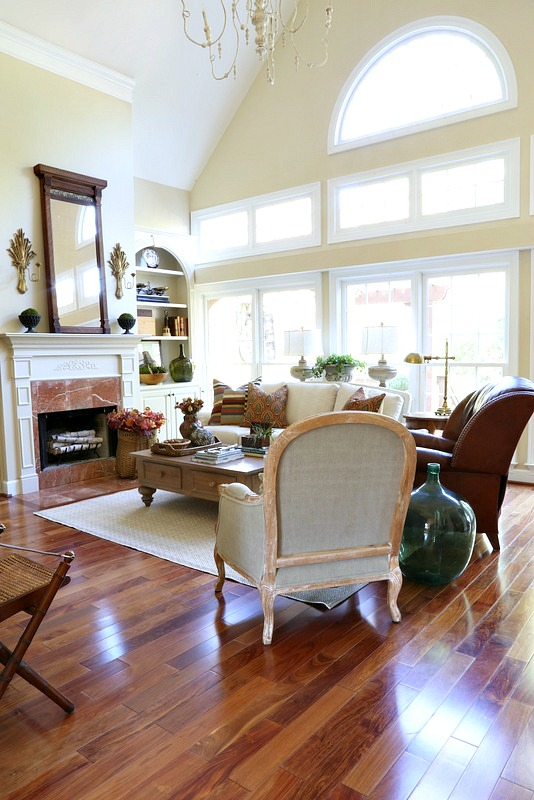 Savvy Southern Style My Home 39 S Paint Colors Updated