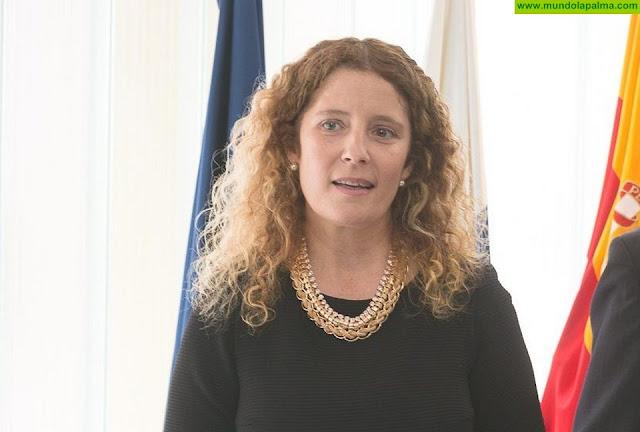 Raquel Díaz y Díaz, coordinadora insular de la Cámara de Comercio, será la número tres del PP al Cabildo