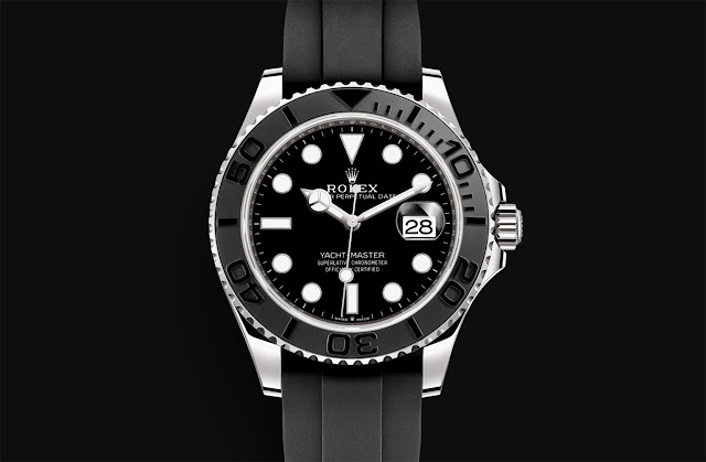 Baselworld 2019: Rolex Oyster Perpetual Yacht‑Master 42