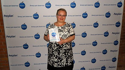 Animal Charity Employee of the Year finalist Claire Frangleton