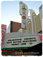 El Rey Theatre, Los Angeles, 6/22/2012