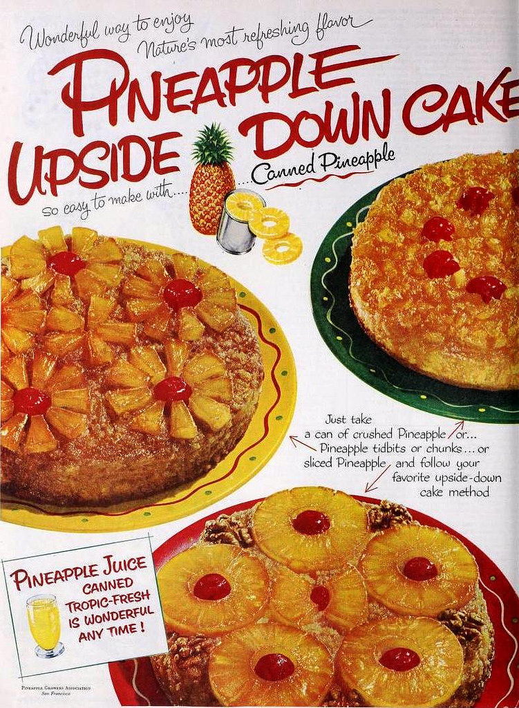recipe: dole recipes pineapple upside down cake [18]