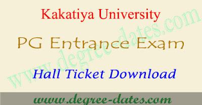 KU PGCET hall ticket download 2017 kucet results