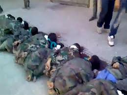 SEPTEMBER 12, 2012 - THIRD POST - GERMANY DIRECTED MASSACRE OF SYRIAN SOLDIERS IN ALEPPO; GERMAN WAR CRIMES ABOUND 1