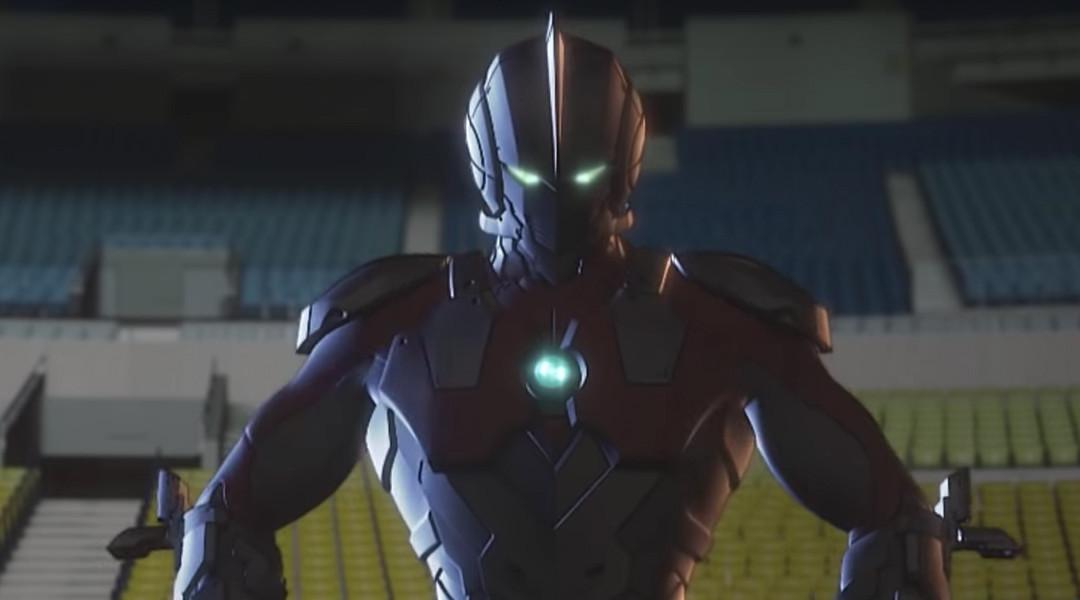Primer tráiler de Ultraman, el nuevo anime para Netflix