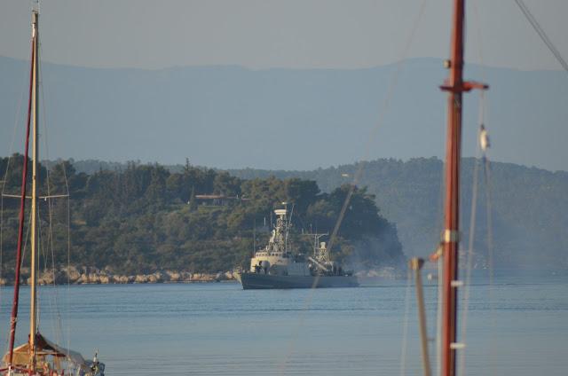 Τορπιλάκατοι του Πολεμικού Ναυτικού στο Πόρτο Χέλι