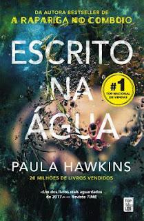 Paula Hawkins Escrito na Água @ Clube de Leituras