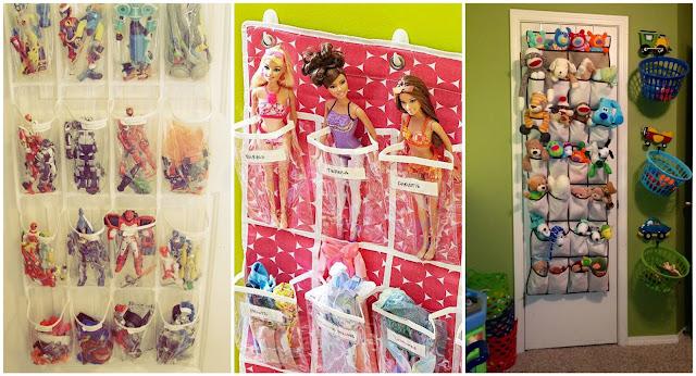 C mo organizar los juguetes de los ni os en casa for Idea de la habitacion de los padres