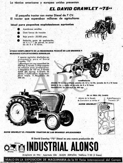 Alma de herrero la industria del tractor en espa a - Herreros en sevilla ...