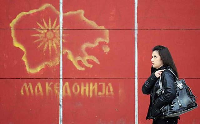 """Die Presse: Ab Mittwoch neuer Staat """"Nord-Mazedonien""""?"""