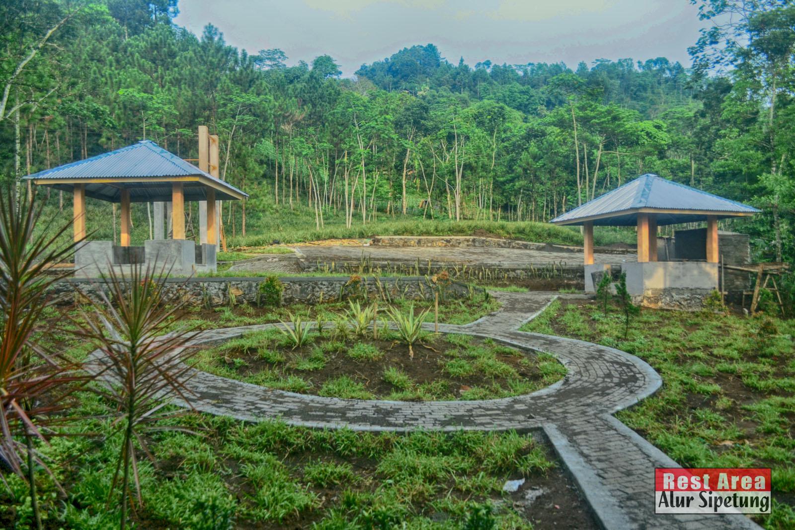 Rest Area Alur Sipetung