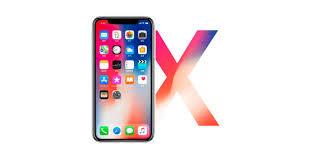 Hacer capturas de pantalla con el iPhone X