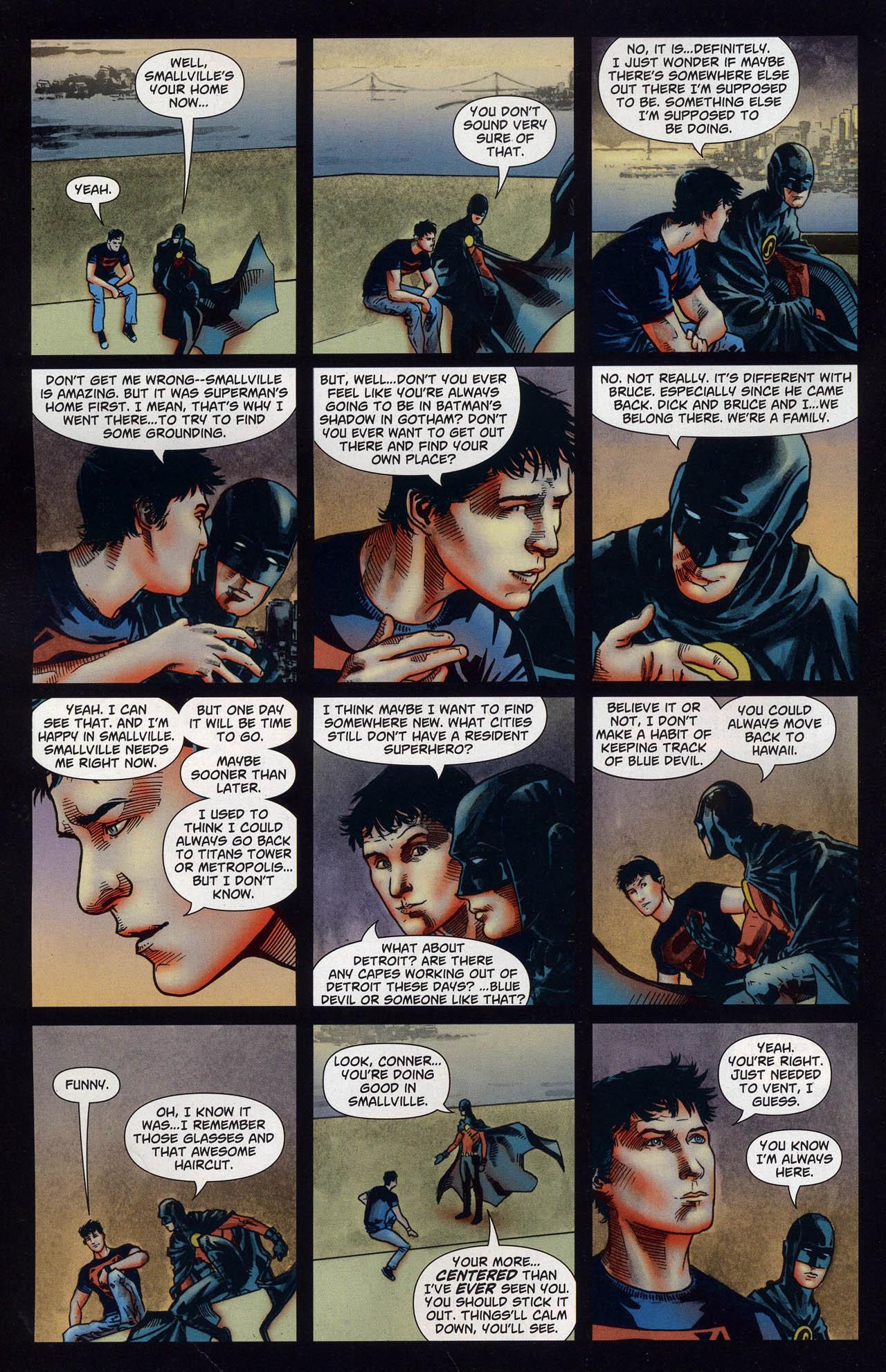 Superboy [I] Issue #6 #6 - English 4