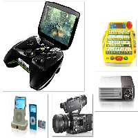 Embedded System Applications - Entertainment