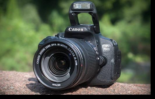 Review Spesifikasi Kamera Dslr Canon Eos 700D