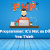 Hire Php Programmer: It's Not as Difficult as You Think