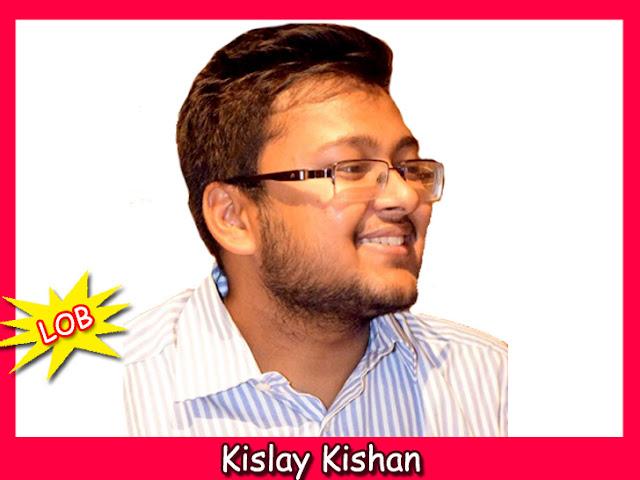 Kislay Kishan from Homosapious