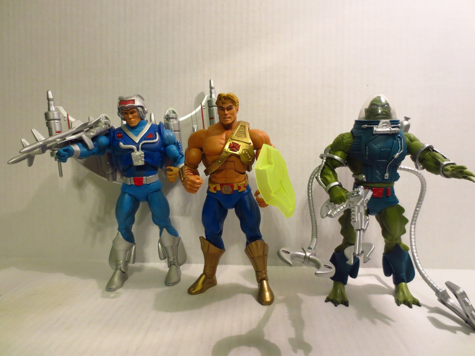 The Epic Review: Action Figure Review: Galactic Protector He