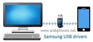 شرح وتحميل تعريفات سامسونج Samsung USB driver