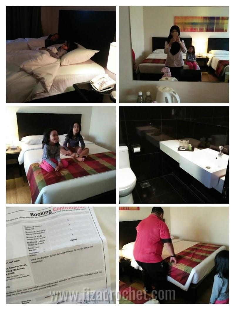 Bermalam Di Grand Dormani Rajah Court Hotel