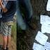 Sampah Kertas Ucapan Milik Pendaki Kotori Burni Telong
