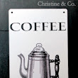 New Coffee Sign with The Graphics Fairy and a Bit of Geek ~ Christine & Co.