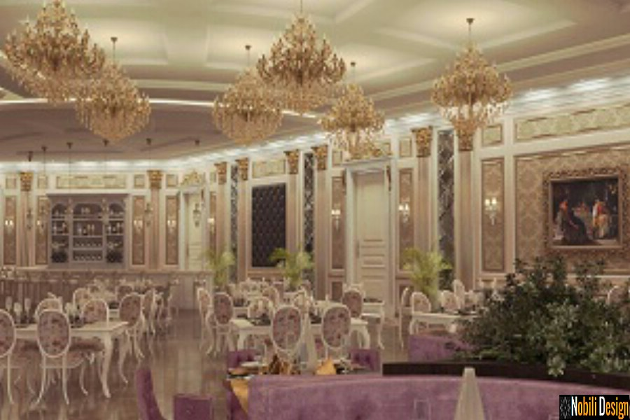 Servicii design interior preturi - Amenajari interioare restaurante Bucuresti