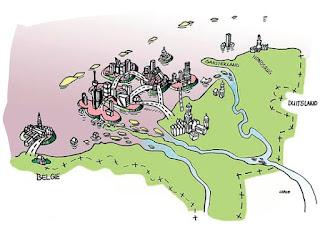 Foto Deltares, Carolien Feldbrugge. Pagina 5 van Themanummer Water governance: Omgaan met de toekomst