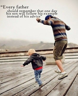 Father-Son Quotes and Sayings