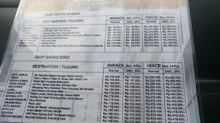 Travelling ke Kota Batam